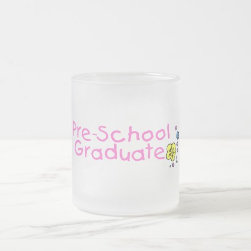 Pre-School Graduate Coffee Mug