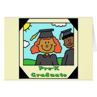 Pre-School Graduation Gifts Card