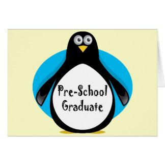 Pre-School Graduation Gifts Greeting Card