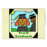 Pre-School Graduation Gifts Greeting Cards