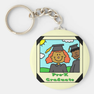 Pre-School Graduation Gifts Keychain
