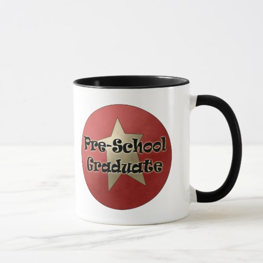 Pre-School Graduation Gifts Mug