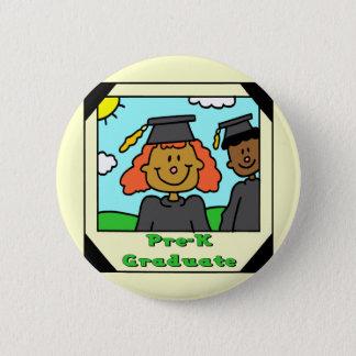 Pre-School Graduation Gifts Pinback Button