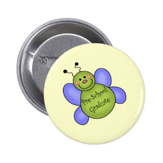 Pre-School Graduation Gifts Pinback Button