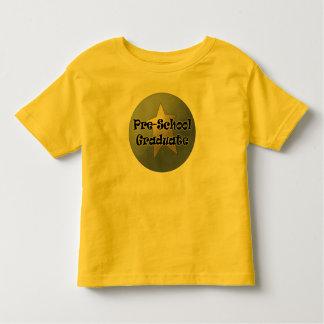 Pre-School Graduation Gifts Toddler T-shirt