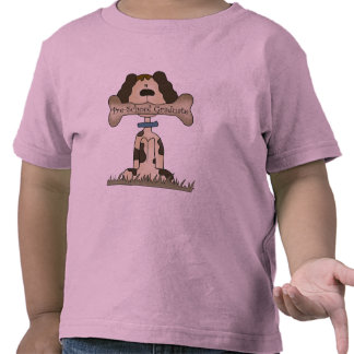 Pre-School Graduation Gifts Tee Shirt