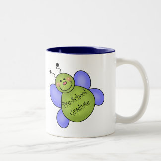 Pre-School Graduation Gifts Two-Tone Coffee Mug