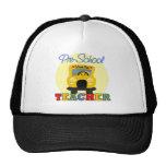 Pre-School Teacher Baseball Cap Hat