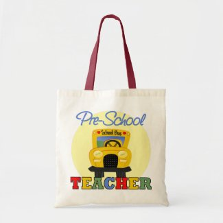 Pre-School Teacher Gift bag