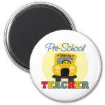 Pre-School Teacher Gift Magnets