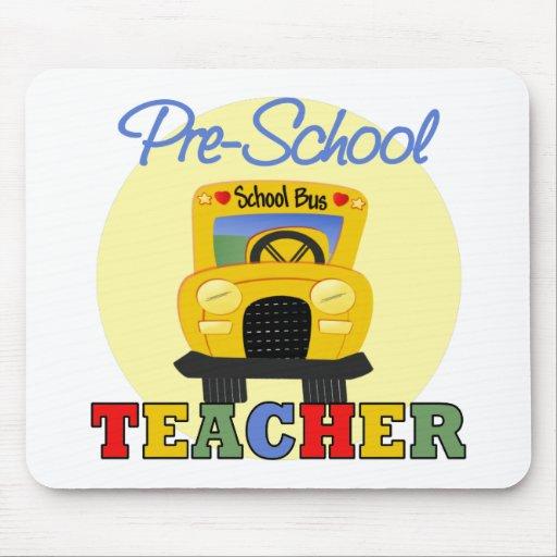 Pre-School Teacher Gift Mousepad