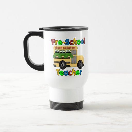 Pre-School Teacher Travel Mug