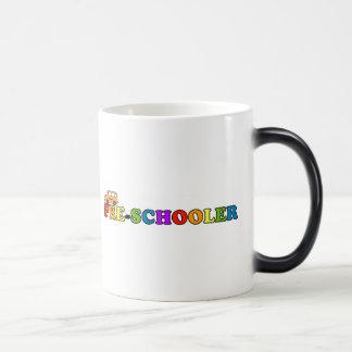 Pre-Schooler Magic Mug