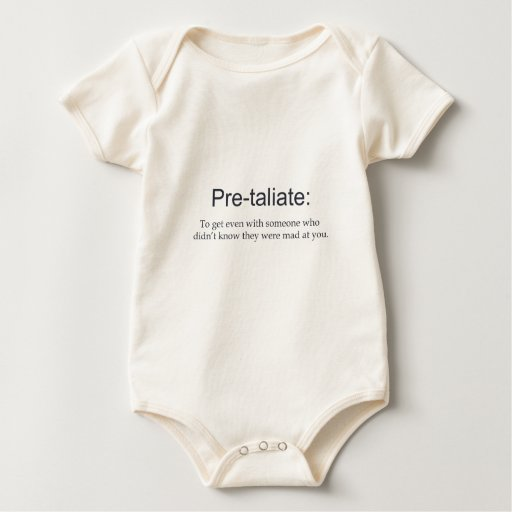 Pre-taliate Baby Creeper