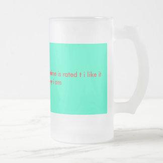 pre teen anime mug