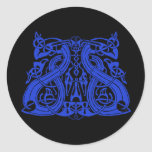 Pre Viking blue, sticker