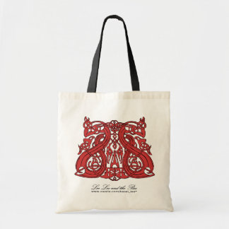 Pre Viking Red, shopping bag