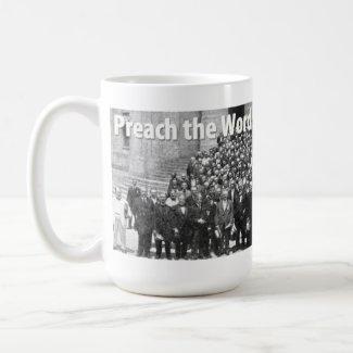 Preach the Word mug