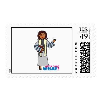 Preacher - Dark Postage Stamp