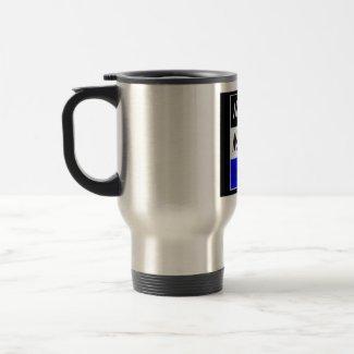 Preacher Designer Mug
