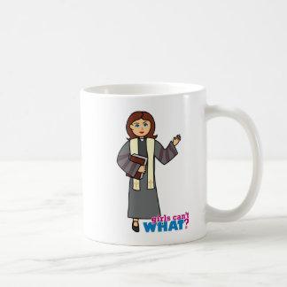 Preacher Girl Classic White Coffee Mug