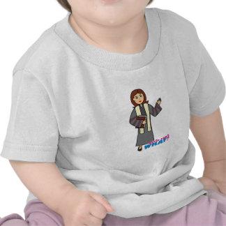 Preacher Girl T Shirts