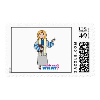 Preacher - Light Blonde Stamp