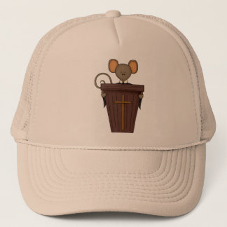 Preacher Mouse Trucker Hat