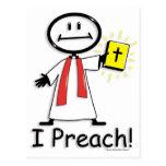 Preacher Postcards
