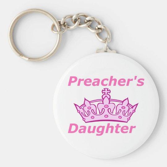 Preacher's Daughter Keychain