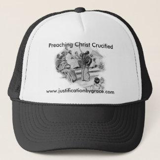 Preaching Christ Crucified Internet Cap