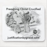 Preaching Christ Crucified Mousepad
