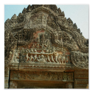 Preah Vihear temple Posters