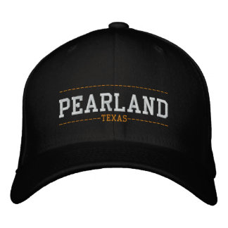Prearland Texas USA Embroidered Hats