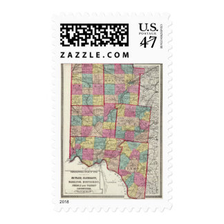 Preble and Warren Counties Postage