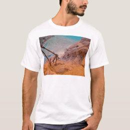 Precarious Descent T-Shirt
