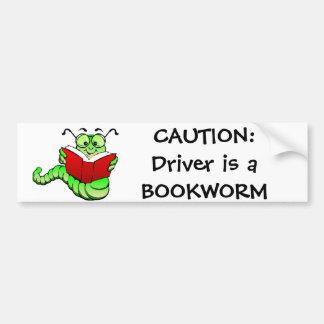 Precaución: El conductor es pegatina para el parac Pegatina Para Auto