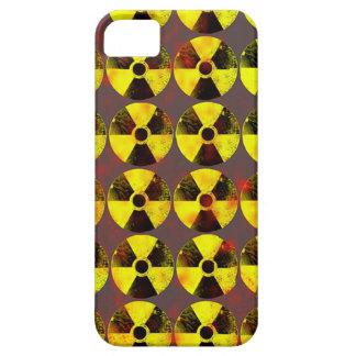 precaución, energía nuclear funda para iPhone SE/5/5s