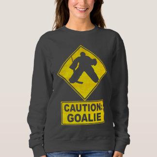 Precaución: La camiseta de las mujeres del portero