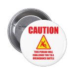 Precaución Pins