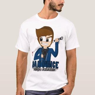 PRECIO DE DAN: Camiseta del asesino de Ninja