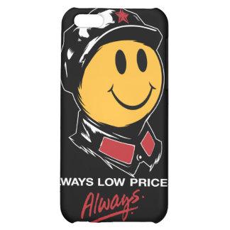 precios bajos siempre sonrientes de mao de la cara