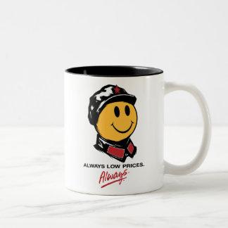 precios bajos siempre sonrientes de mao de la cara tazas de café