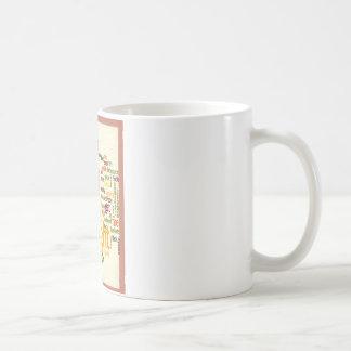 Precioso ligero taza clásica
