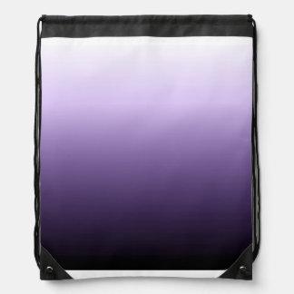 Precioso se descolora la mochila del lazo de Ombre