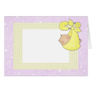 Precious Baby 2 Card