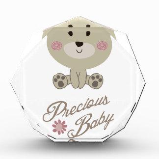 PRECIOUS BABY ACRYLIC AWARD