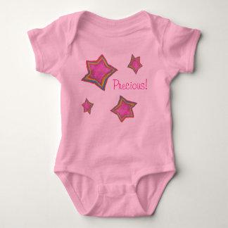 """Precious"" Baby Girl Baby Bodysuit"