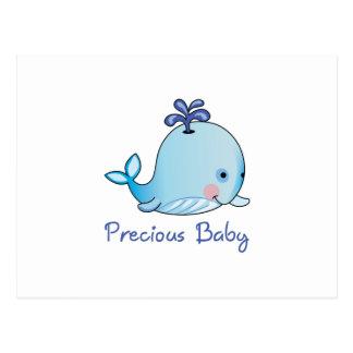 Precious Baby Postcard