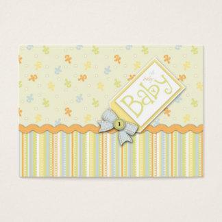 Precious Baby Reminder Notecard Business Card